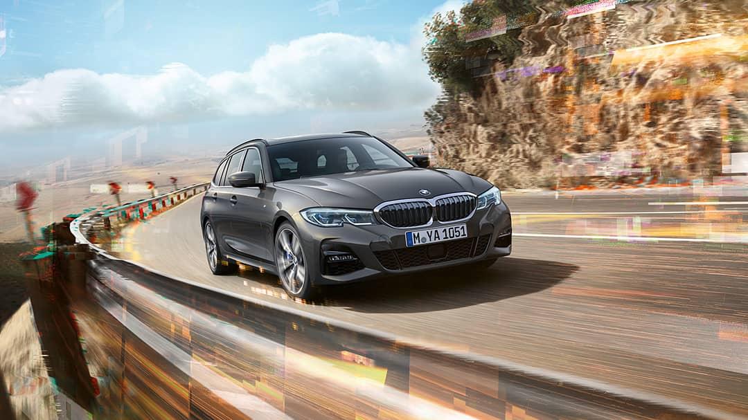 BMW ŘADY 3 TOURING